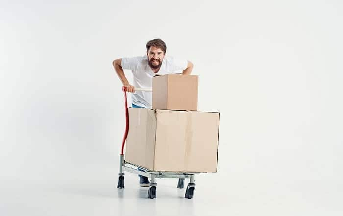 cheapest way to move long distance