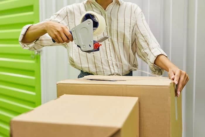 commercial moving company in rockville